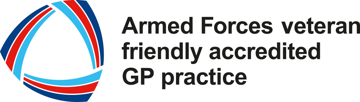 Armed forces veteran friendly GP practice